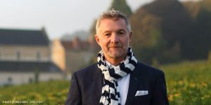 Didier Depond President of Salon and Delamotte