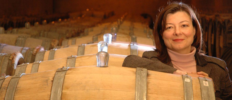 Sandrine Logette-Jardin Chef de Cave of Duval-Leroy