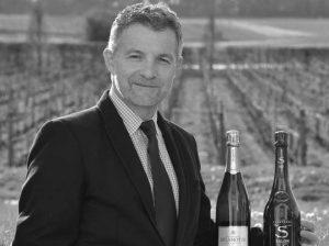 Didier Depond Salon Delamotte Champagne