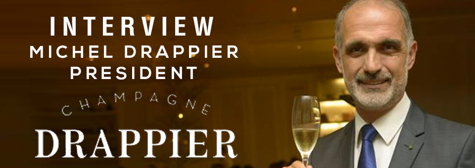 MICHEL DRAPPIER interview