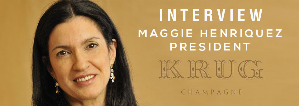 Margareth Henriquez President of Krug Interview