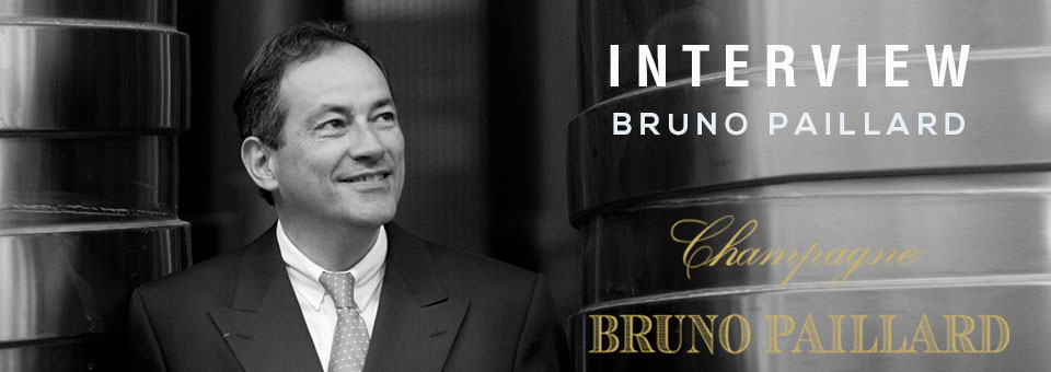 Bruno Paillard Interview
