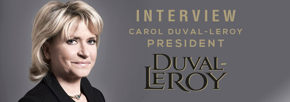 Interview Carol Duval-Leroy