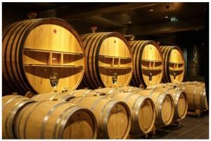lanson-oak-casks-cellar