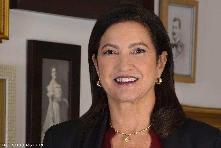 Margareth Henriquez President of Krug