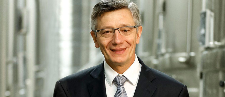 Michel Davesne Chef de Cave of Deutz