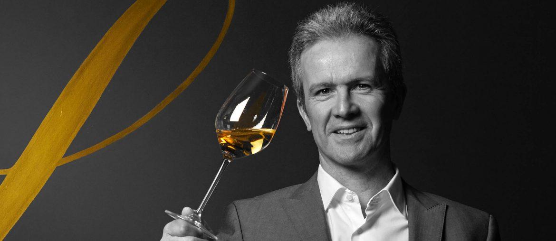 Hervé Dantan Chef de Cave of Lanson