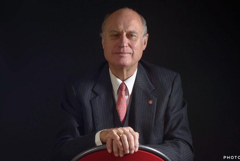 Philippe Baijot former President of Lanson