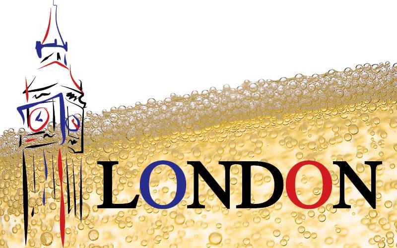 London Champagne tasting
