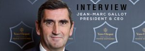 Interview with Jean-Marc Gallot President and CEO of Veuve Clicquot Ponsardin