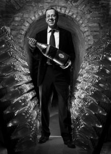 Frederic Rouzaud President of Louis Roederer Champagne