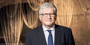 Herve Deschamps Chef de Cave of Perrier-Jouet