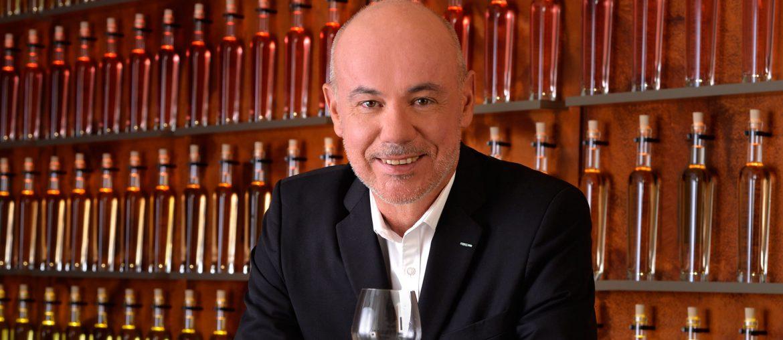 Eric Lebel of Krug champagne