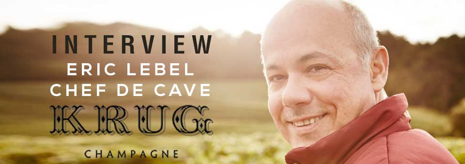 Interview Eric Lebel KRUG