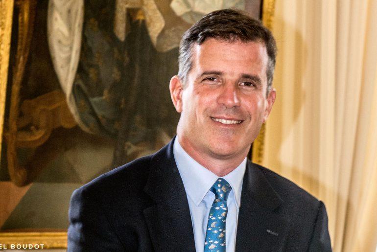Gilles de la Bassetiere President of de Venoge