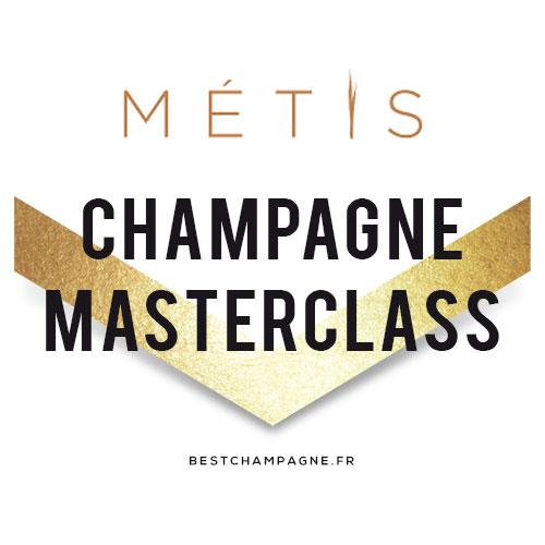 BESTCHAMPAGNE MASTERCLASS at METIS