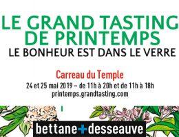 grand tasting printemps paris 2019 spring