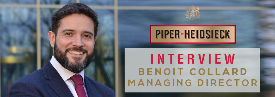 Benoit-Collard Managing Director Piper-Heidsieck