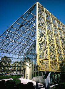 Piper-Heidsieck building in Reims