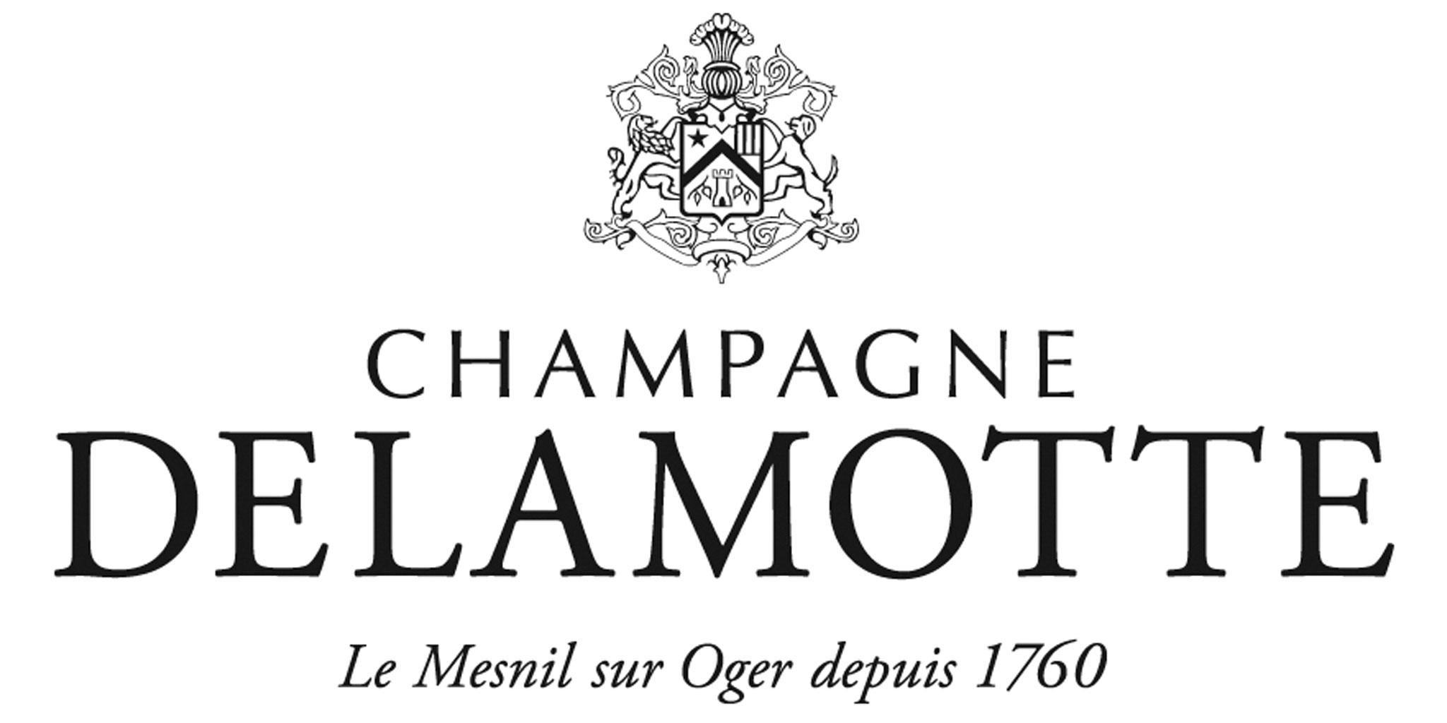 Delamotte champagne logo