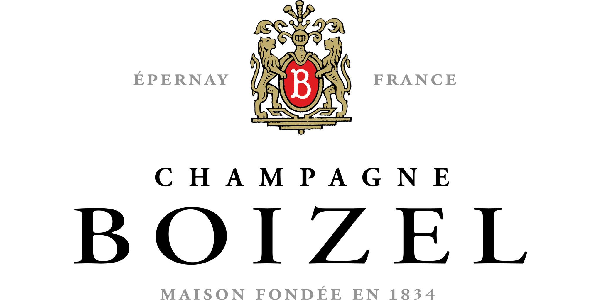 Boizel champagne logo