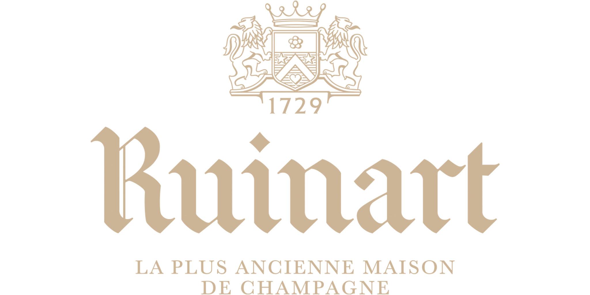 Ruinart champagne logo