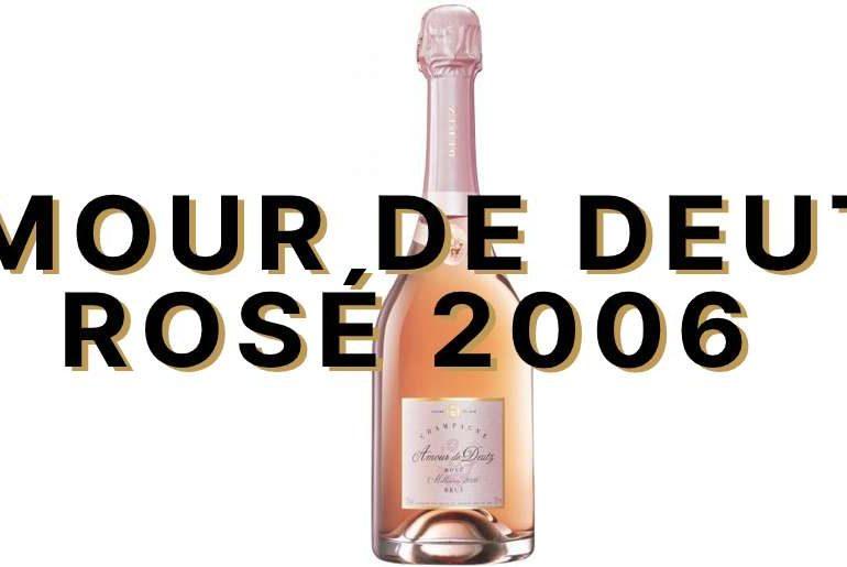 Amour de Deutz Rosé 2006