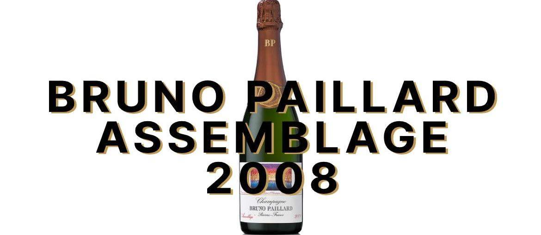 Bruno Paillard Millésime Assemblage 2008