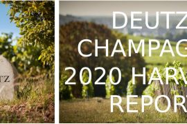 Deutz Champagne Harvest 2020 Report