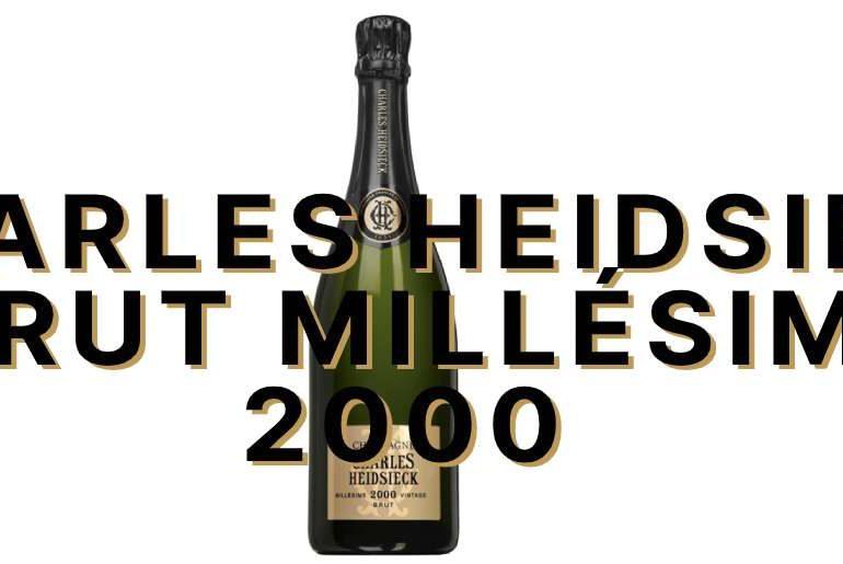 Charles Heidsieck Brut Millésime 2000