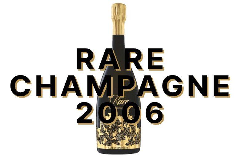Rare Champagne 2006