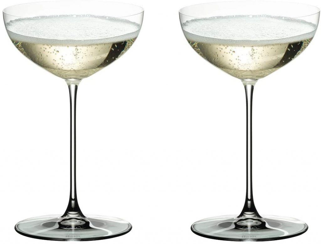Riedel Veritas Coupe Champagne Glasses,