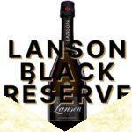 Lanson Black Réserve: Waouh! (As The French Say)