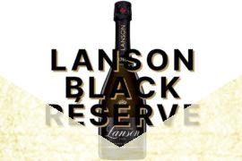Lanson Black Réserve Champagne