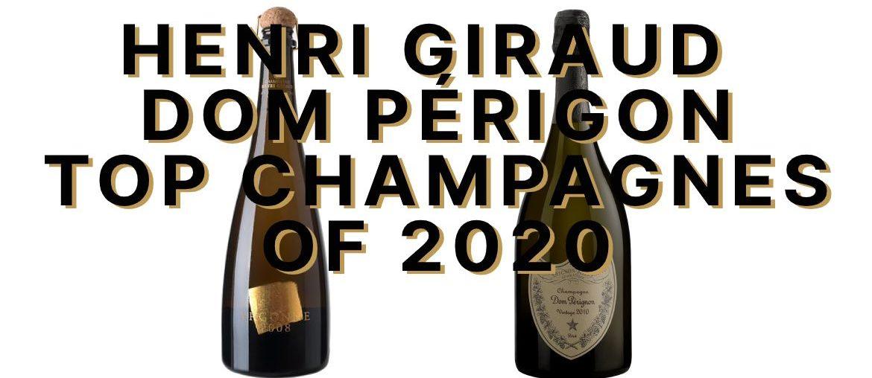 Henri Giraud Argonne 2012 Dom Perignon 2010