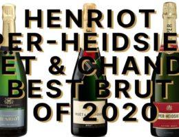 Henriot Brut Souverain Piper-Heidsieck Cuvée Brut Moet Brut Imperial