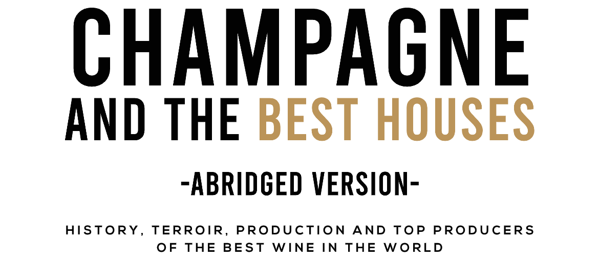 champagne and best houses book guide
