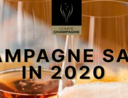 Champagne Sales 2020 report