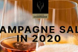 Champagne Sales 2020 report
