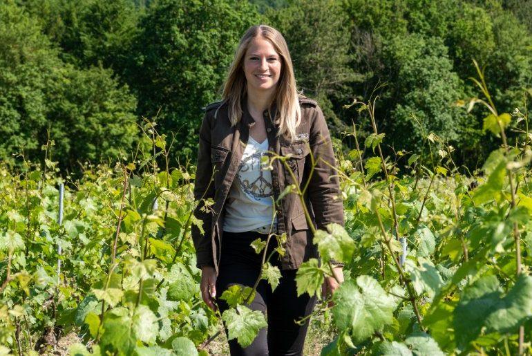 Alice Tetienne Chef de Cave Champagne Henriot