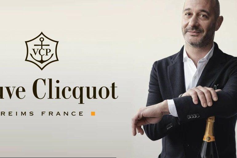 Didier Mariotti chef de cave of Veuve Clicquot