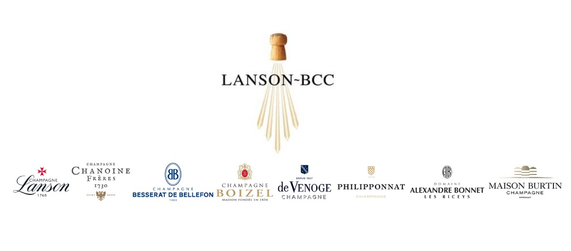 Lanson-BCC Champagne Sales Up by +33.7% In H1 2021